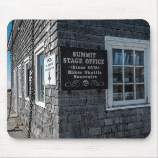 Mt. Washington Summit House Mousepad