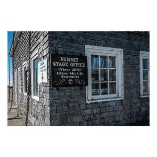 Mt. Washington Summit House Photographic Print