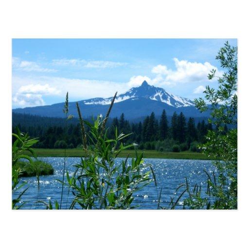 Mt. Washington Tarjeta Postal