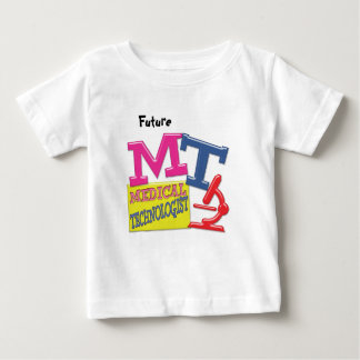 MT WHIMSICAL FUN ACRONYM LETTERS LABORATORY BABY T-Shirt
