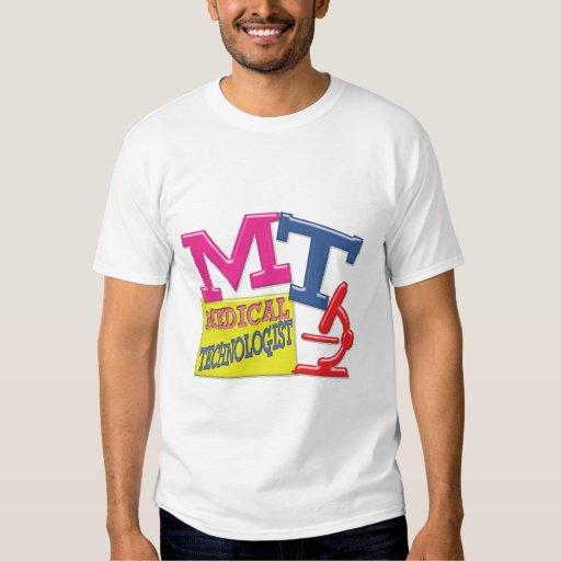 MT WHIMSICAL FUN ACRONYM LETTERS LABORATORY T-Shirt
