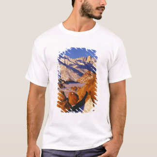 Mt. Whitney and Lone Pine peak T-Shirt