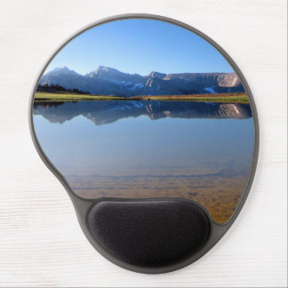 Mt Whitney from Bighorn Plateau 2- John Muir Trail Gel Mouse Pad