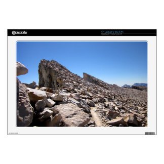 "Mt Whitney needles Traverse 2 - John Muir Trail 17"" Laptop Skins"
