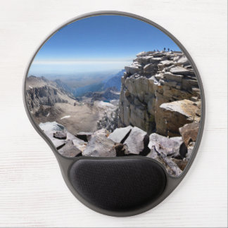 Mt Whitney Summit - John Muir Trail Gel Mouse Pad