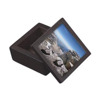 Mt Whitney Summit - John Muir Trail Keepsake Box
