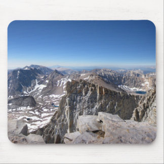 Mt Whitney Summit - John Muir Trail - Sierra Mouse Pad