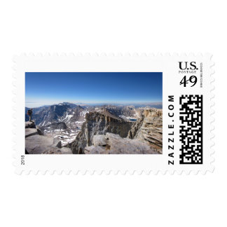 Mt Whitney Summit - John Muir Trail - Sierra Postage