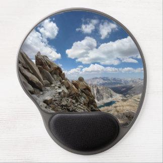 Mt Whitney Trail - John Muir Trail Gel Mouse Pad
