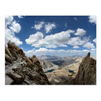 Mt Whitney Trail - John Muir Trail Postcard