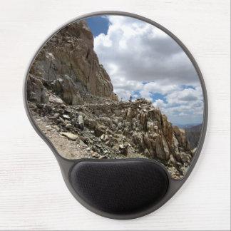 Mt Whitney Trail Junction - John Muir Trail Gel Mouse Mat