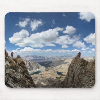 Mt Whitney Trail Over Hitchcock and Guitar lakes 2 Mouse Pad