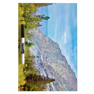Mt Whitney Trail View #10 Dry Erase Board