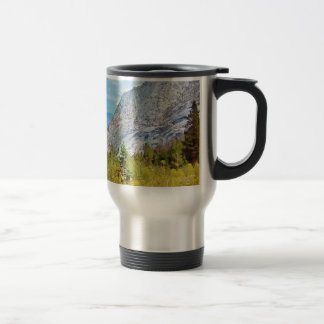 Mt Whitney Trail View #10 Travel Mug