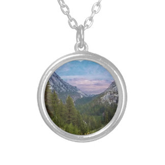 Mt Whitney Trail View #2 Necklace