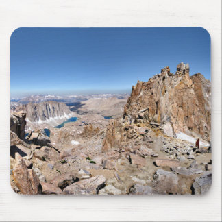 Mt Whitney Trailcrest - John Muir Trail Mouse Pad