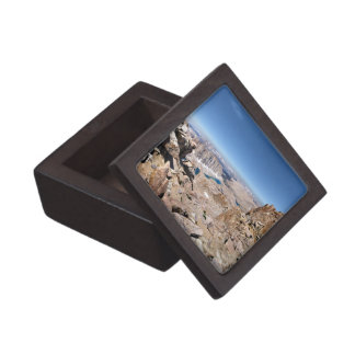 Mt Whitney Trailcrest - rastro de John Muir Caja De Joyas De Calidad