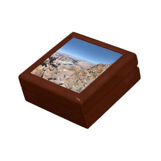 Mt Whitney Trailcrest - rastro de John Muir Caja De Recuerdo