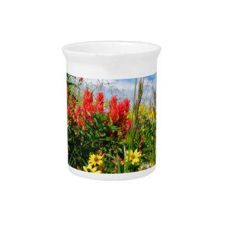 Mt. Wildflowers Jarra De Beber