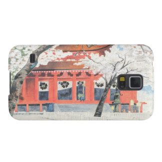 Mt.Yoshino  Famous Historic Places and Holy Places Galaxy S5 Case