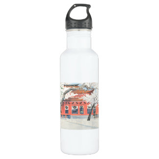 Mt.Yoshino  Famous Historic Places and Holy Places 24oz Water Bottle