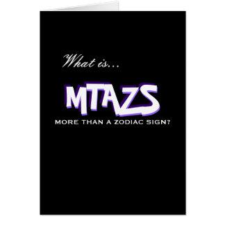 MTAZS Cancer Screening Reminder Card