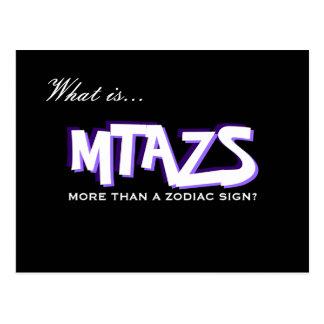 MTAZS Cancer Screening Reminder Post Card