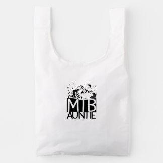MTB Auntie Reusable Bag
