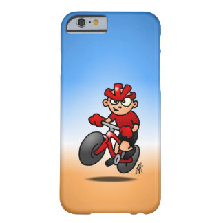 MTB - Mountain biker Barely There iPhone 6 Case