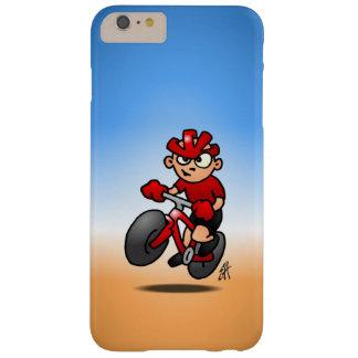 MTB - Mountain biker iPhone 6 Plus Case