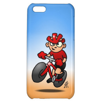 MTB - Mountain biker Cover For iPhone 5C