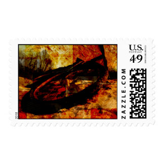 MTB POSTAGE STAMPS