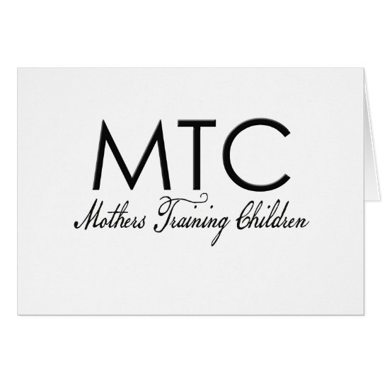 MTC Mothers Card