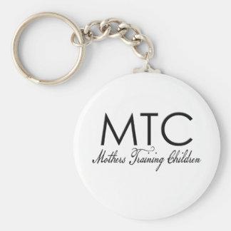 MTC Mothers Keychain
