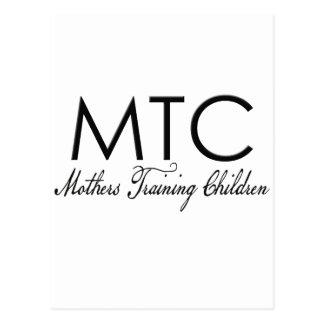 MTC Mothers Postcard