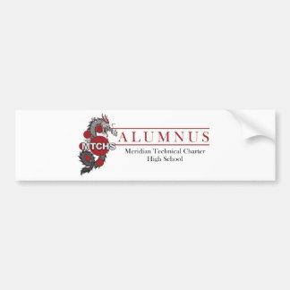 MTCHS Almnus 1 Bumper Sticker