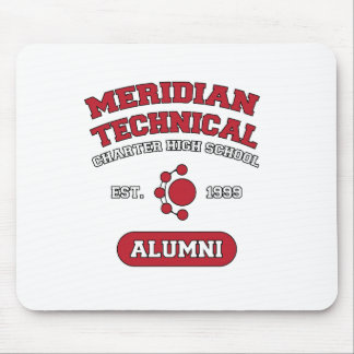 MTCHS Alumni College Style Mouse Pad