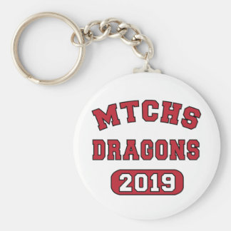 MTCHS Class of 2019 Swag Keychain