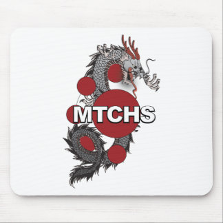 MTCHS Dragon Logo Mouse Pad