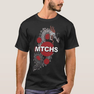 MTCHS Dragon Logo T-Shirt