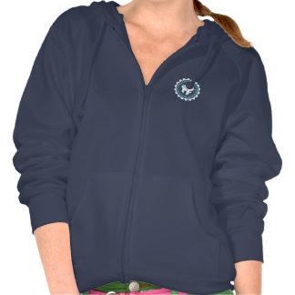 MTF Women's Zip Hoodie