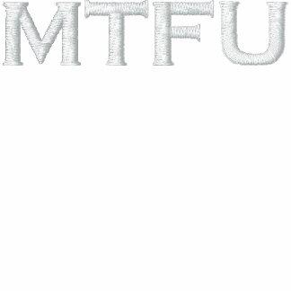 MTFU warm up CrossFit 732 Hoody