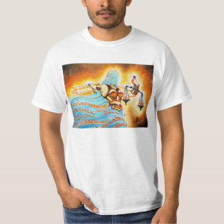 MtG Fiery Justice recreation T-Shirt