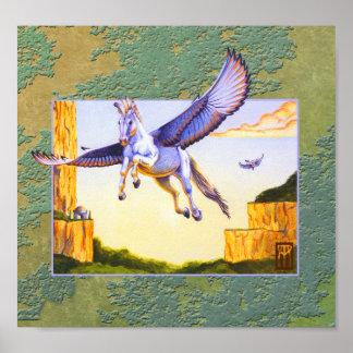 MtG Mesa Pegasus print