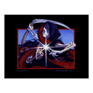 MtG Touch of Death print