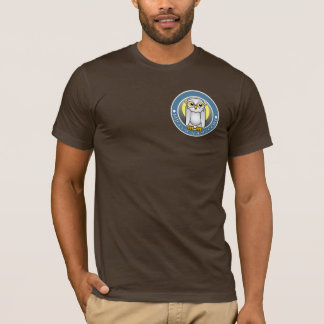 MTGO Academy Circular Owl Logo T-Shirt
