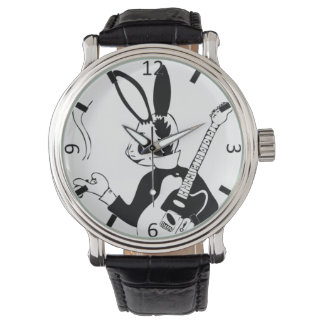 MTJ Rabbit Wrist Watch