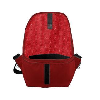 MTJ SMALL MESSENGER BAG