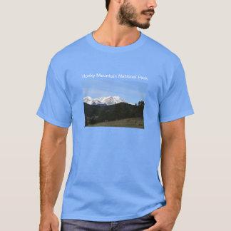 Mtn rocoso. T-paisaje del parque nacional Playera