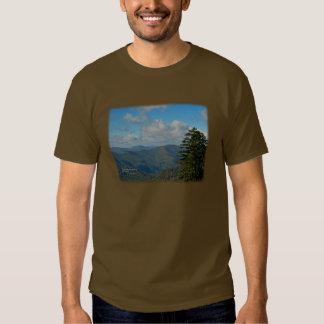 Mtns ahumado: Mtns está llamando… John Muir Remera